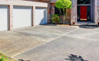 Does your Concrete Driveway ready for winter?