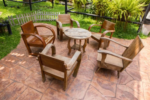 Should I Get Stamped or Plain Concrete for my Patio?