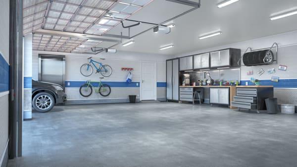 concrete garage floor installation denver